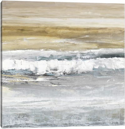 Tides II Canvas Art Print