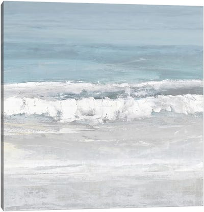 Tides III Canvas Art Print