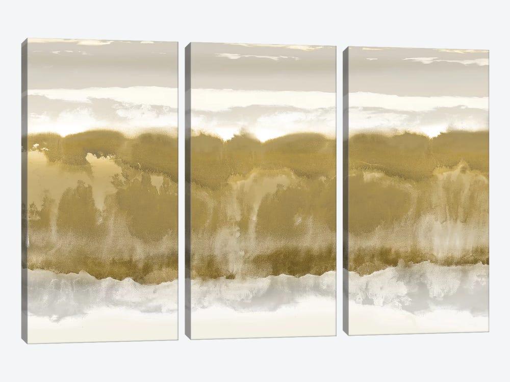 Undertone by Rachel Springer 3-piece Canvas Art Print