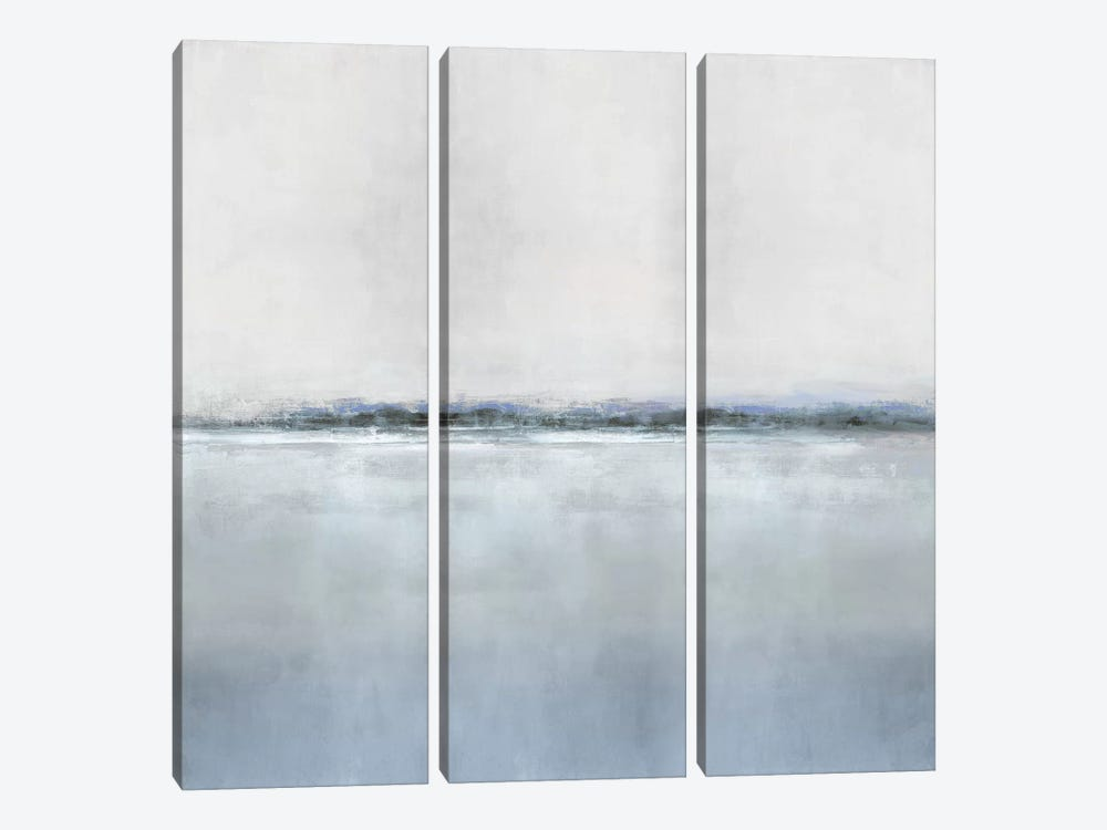 Whisper I by Rachel Springer 3-piece Canvas Art