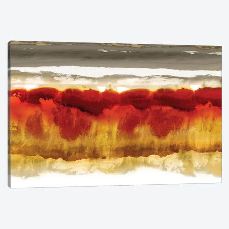 Wholeheartedly Canvas Print #SPR42} by Rachel Springer Canvas Art