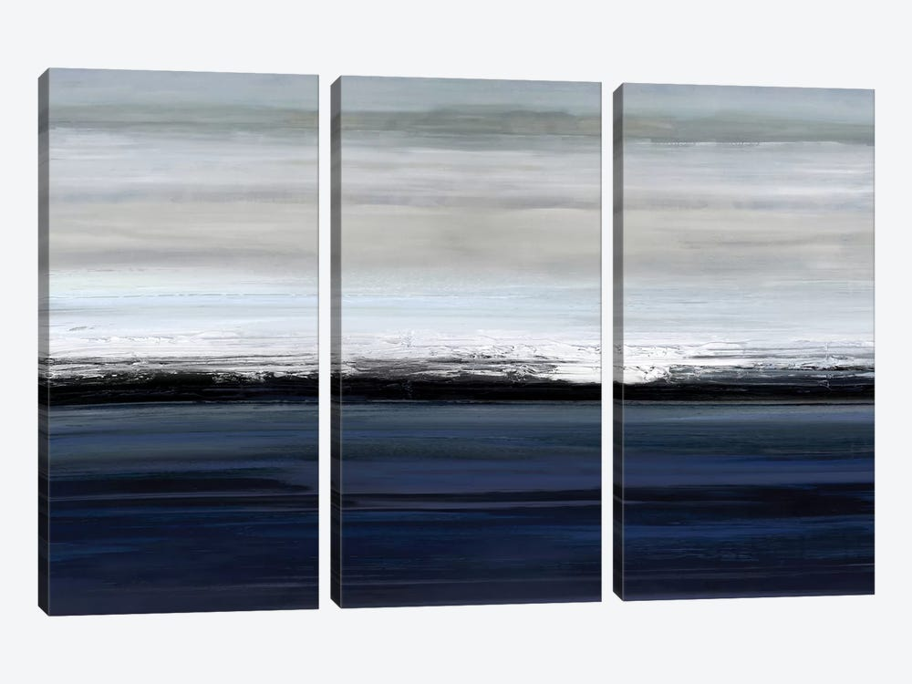 At The Edge by Rachel Springer 3-piece Canvas Art