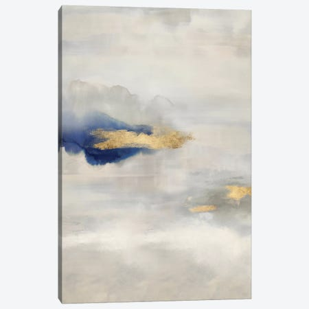Ethereal with Blue V Canvas Print #SPR53} by Rachel Springer Art Print