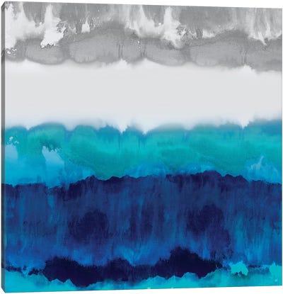 Blue Spectrum Canvas Print #SPR5