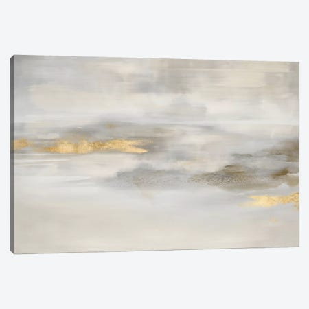 Ethereal in Neutral Canvas Print #SPR64} by Rachel Springer Art Print
