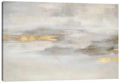 Ethereal in Neutral Canvas Art Print