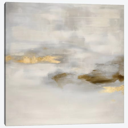 Ethereal with Brown Canvas Print #SPR65} by Rachel Springer Art Print