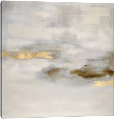 Ethereal with Brown Canvas Art Print