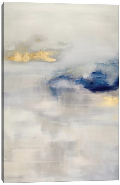 Ethereal with Blue I Canvas Art Print