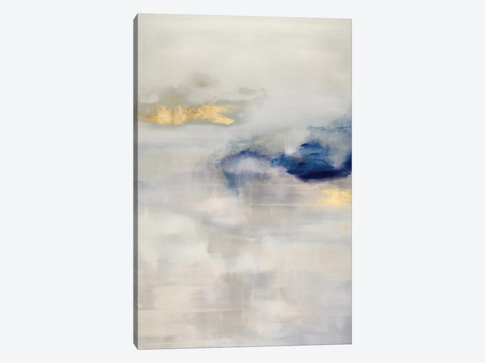Ethereal with Blue I by Rachel Springer 1-piece Canvas Art