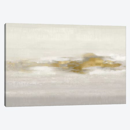 Ethereal with Gold II Canvas Print #SPR69} by Rachel Springer Canvas Wall Art