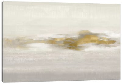 Ethereal with Gold II Canvas Art Print