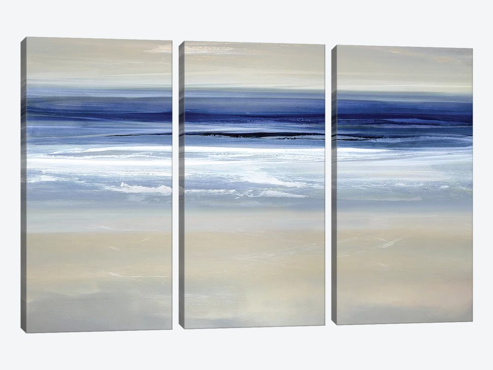 Buoyant I by Rachel Springer 3-piece Canvas Wall Art