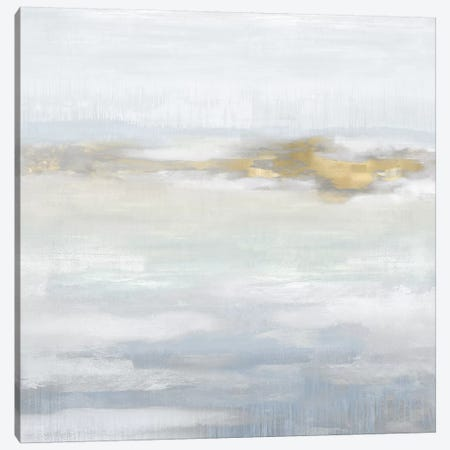 Ethereal with Gold III Canvas Print #SPR70} by Rachel Springer Canvas Print