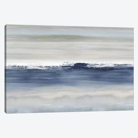 Arise Indigo Canvas Print #SPR73} by Rachel Springer Canvas Art Print