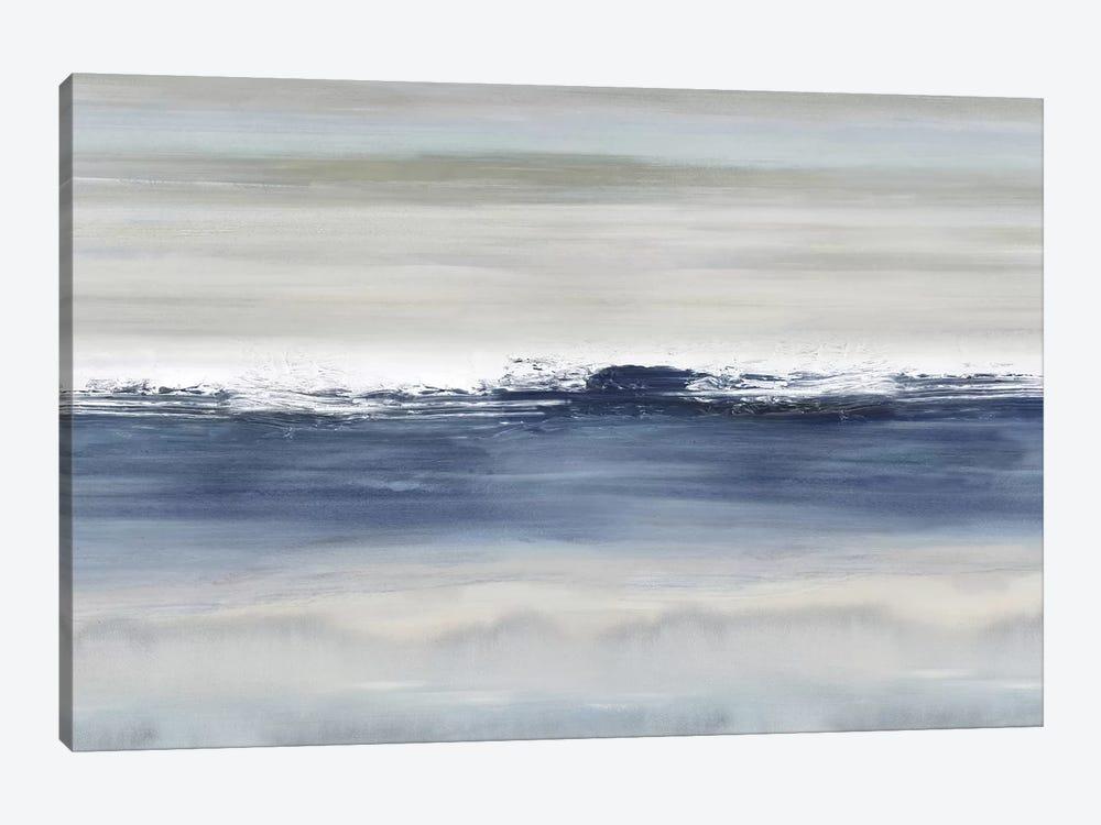 Arise Indigo by Rachel Springer 1-piece Canvas Artwork