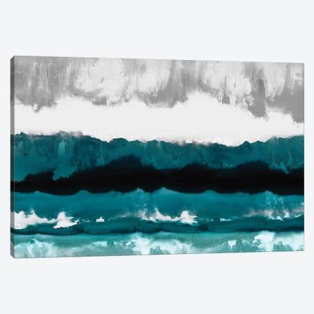 Cerulean View Canvas Print #SPR8} by Rachel Springer Canvas Art Print