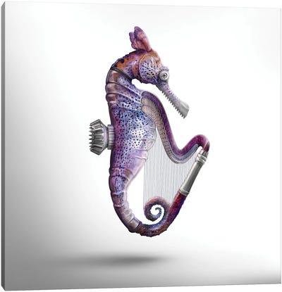 Fabuleon: Seaharp Canvas Art Print
