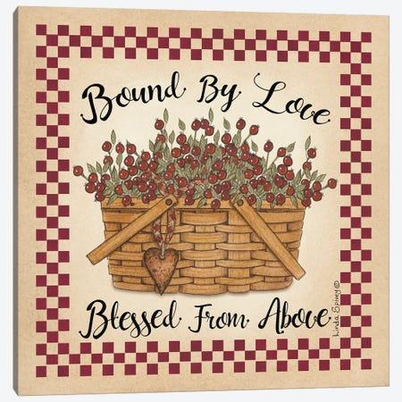 Bound By Love Canvas Print #SPV14} by Linda Spivey Canvas Artwork