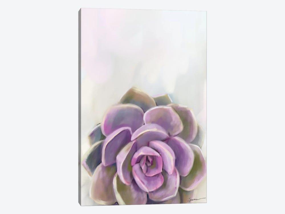 Purple Delight by Mary Sparrow 1-piece Canvas Artwork