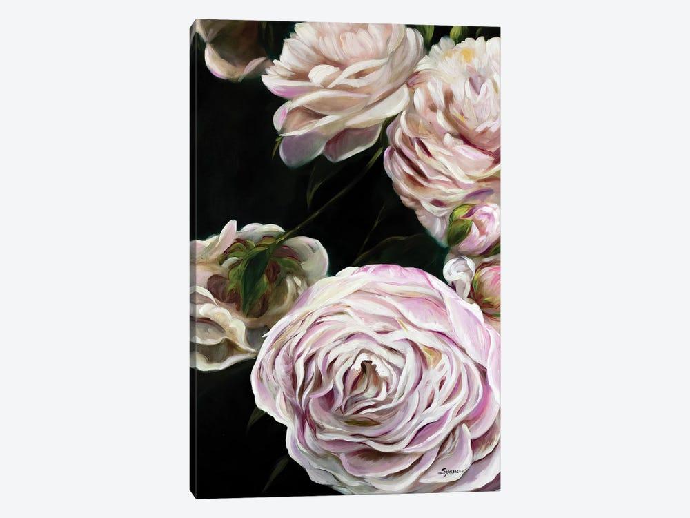 Splendor In Pink by Mary Sparrow 1-piece Canvas Artwork
