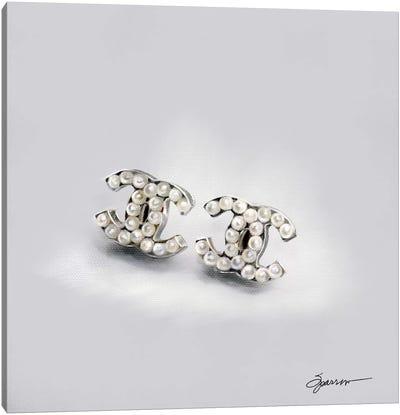 Pearls Canvas Art Print