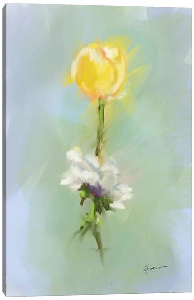 From The Fairy Garden I Canvas Art Print