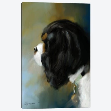 Little Pip Canvas Print #SPW312} by Mary Sparrow Canvas Artwork