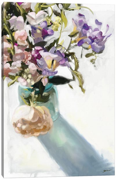 Spring Fling Canvas Art Print