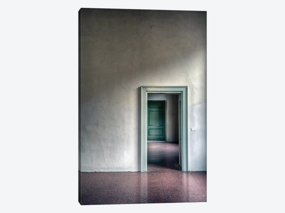 The Beauty Of Emptiness by Stefano Scappazzoni 1-piece Canvas Print