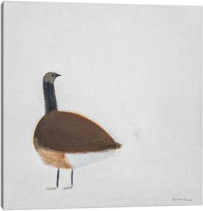 Goose Canvas Art Print