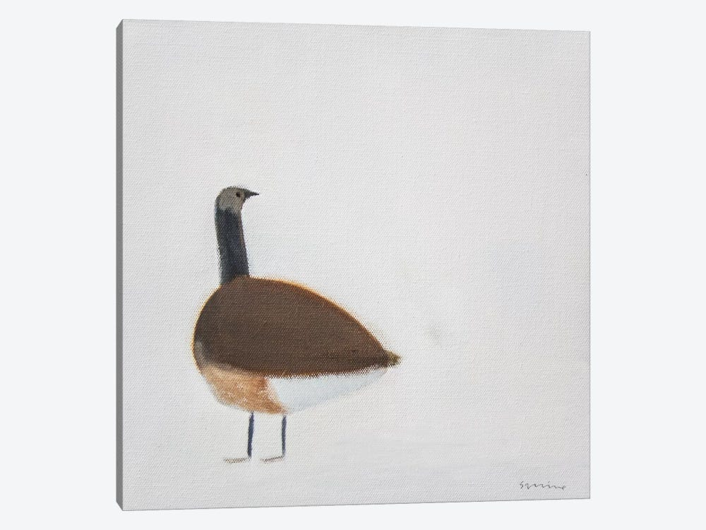 Goose 1-piece Canvas Wall Art