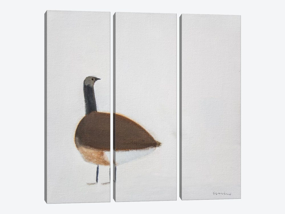 Goose 3-piece Canvas Artwork
