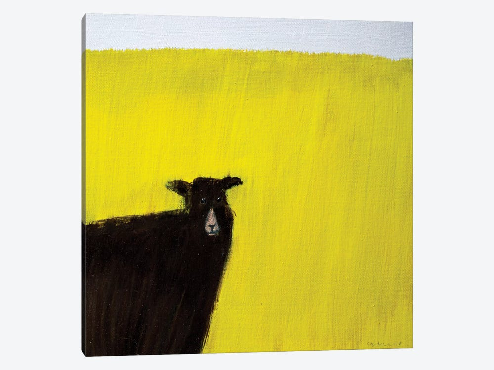 Another Goat by Andrew Squire 1-piece Art Print