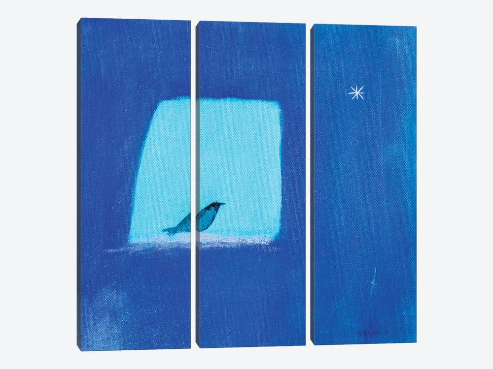 Sky Window by Andrew Squire 3-piece Canvas Art Print