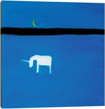 Unicorn Canvas Art Print