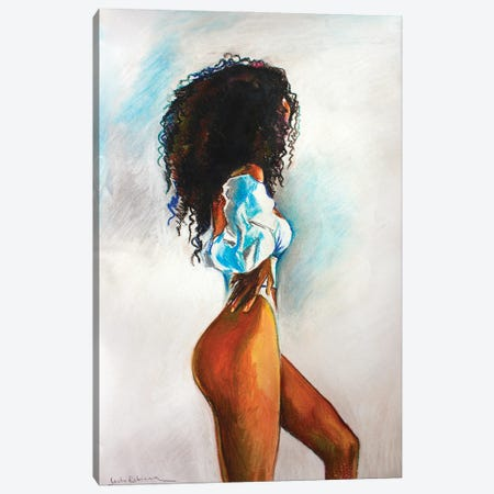 Shape Canvas Print #SRB114} by Sasha Robinson Canvas Artwork