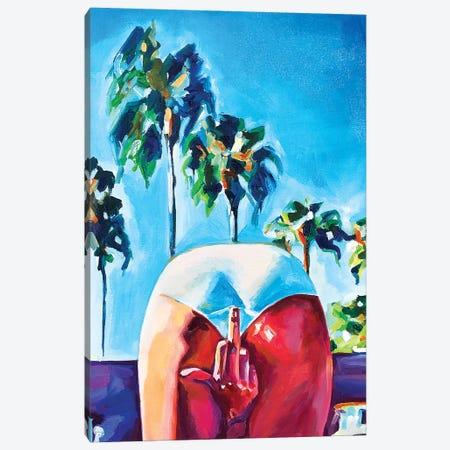 Bye 3-Piece Canvas #SRB11} by Sasha Robinson Canvas Art