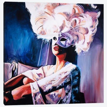 Celebration Canvas Print #SRB12} by Sasha Robinson Canvas Wall Art