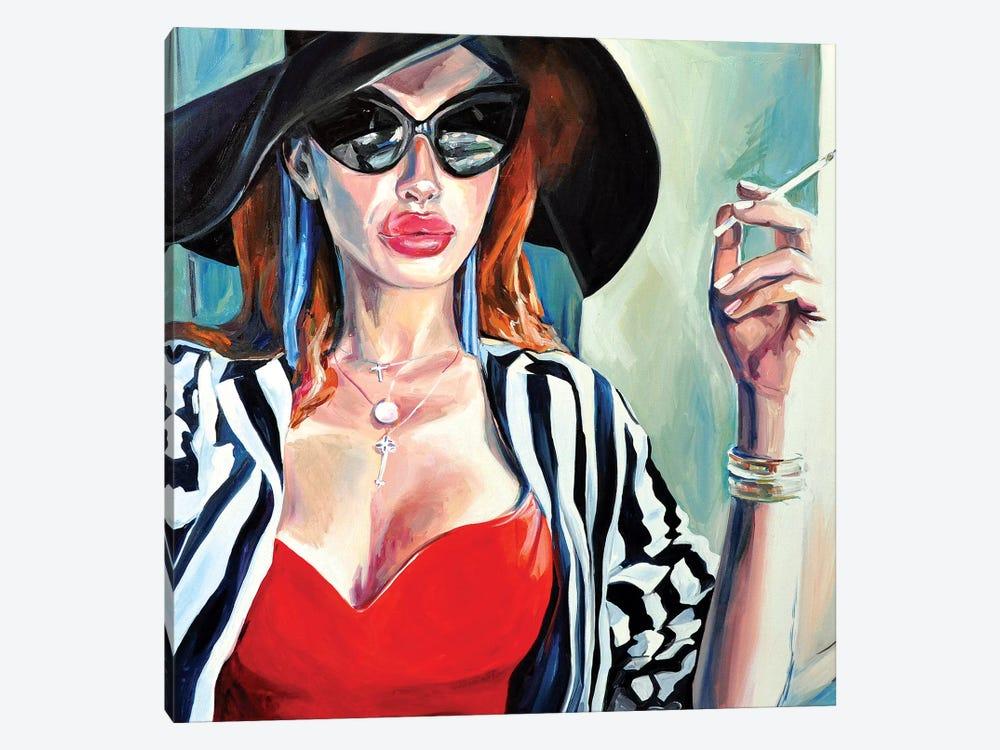Gaze by Sasha Robinson 1-piece Canvas Print