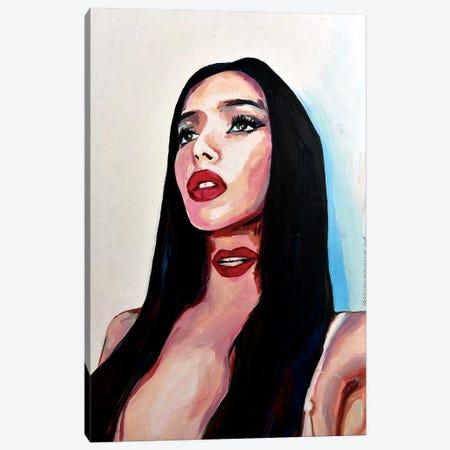 Inner Voice Canvas Print #SRB33} by Sasha Robinson Canvas Artwork