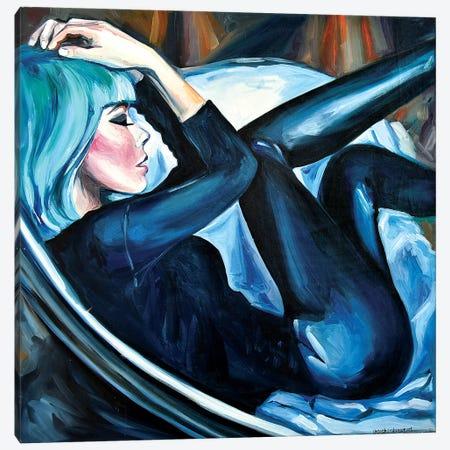 Luna II Canvas Print #SRB40} by Sasha Robinson Canvas Print