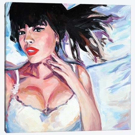 Nelly Canvas Print #SRB45} by Sasha Robinson Canvas Wall Art