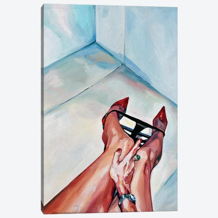The Choise Canvas Print #SRB63} by Sasha Robinson Canvas Print