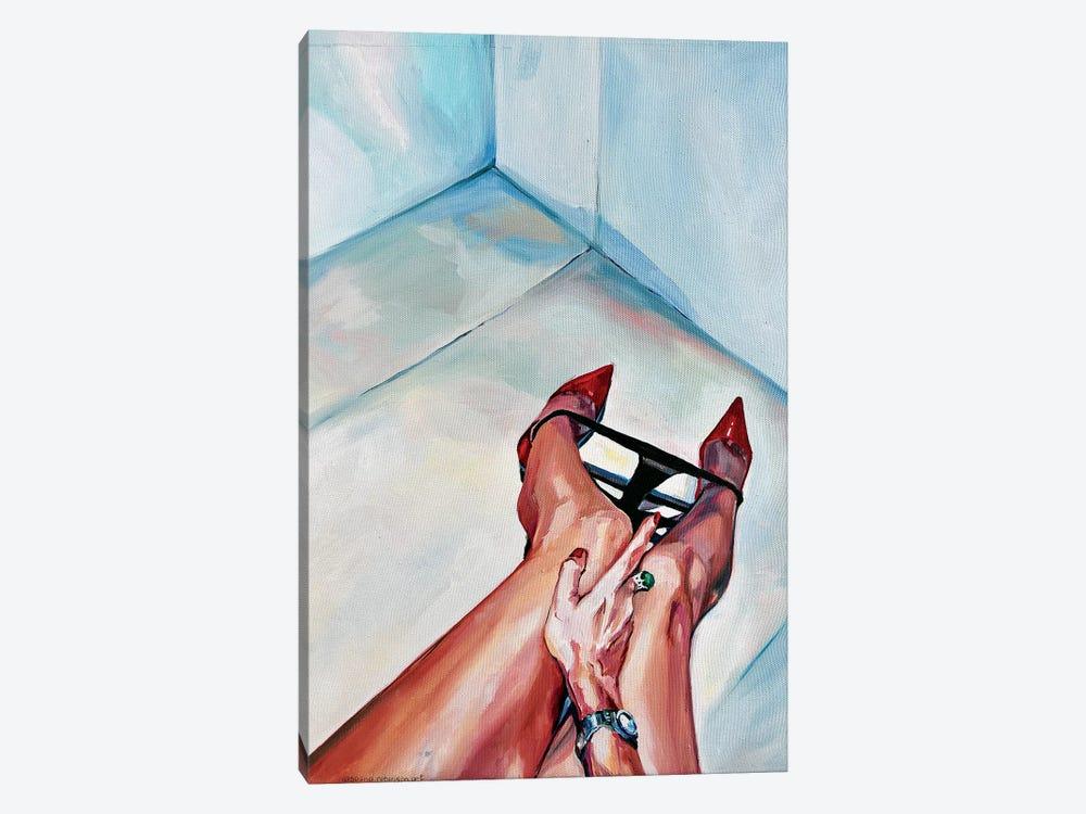 The Choise by Sasha Robinson 1-piece Canvas Art