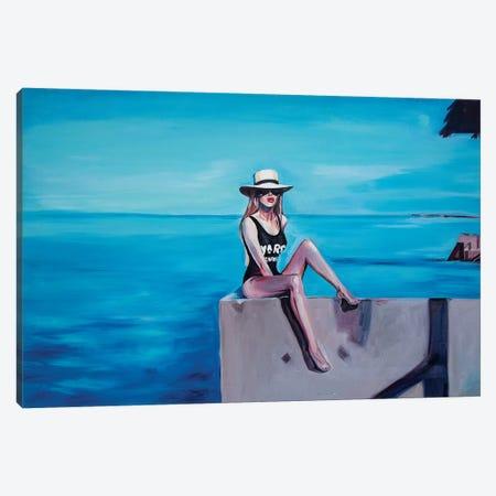 Bea Canvas Print #SRB6} by Sasha Robinson Canvas Print