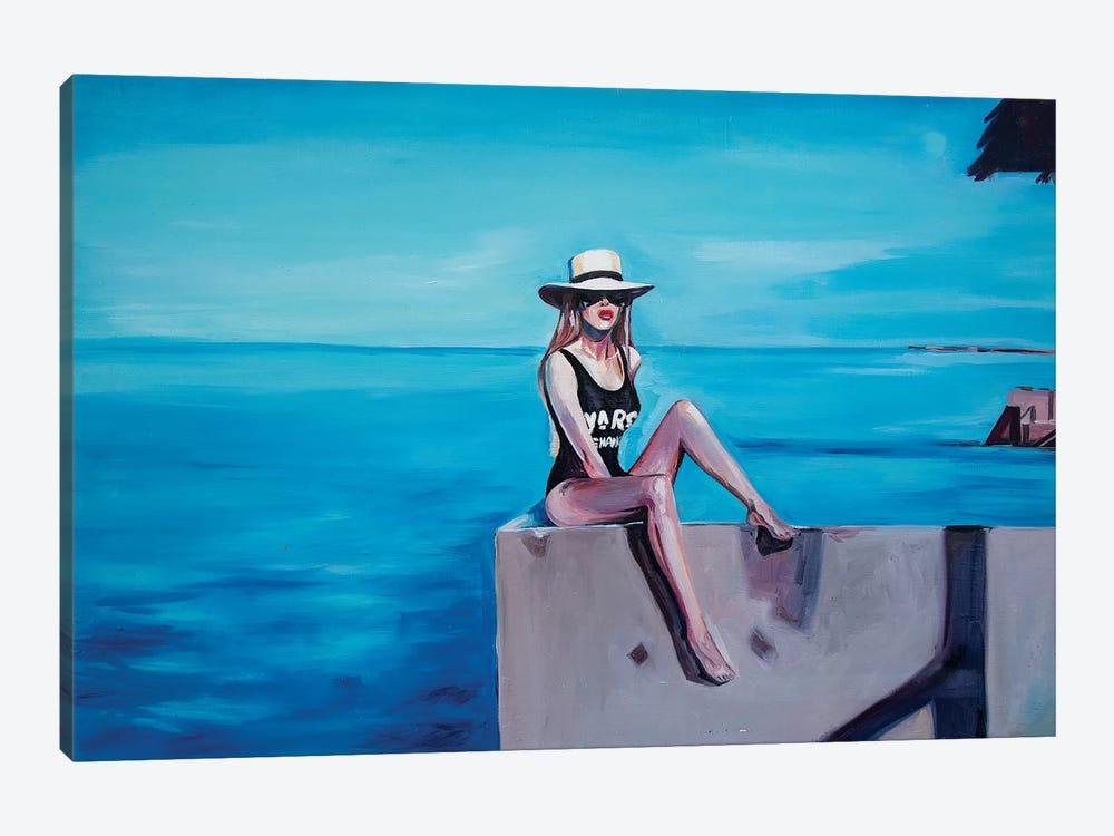 Bea by Sasha Robinson 1-piece Canvas Print