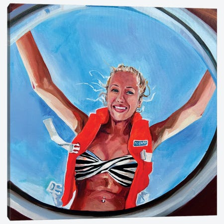 Veradmi Canvas Print #SRB71} by Sasha Robinson Canvas Art
