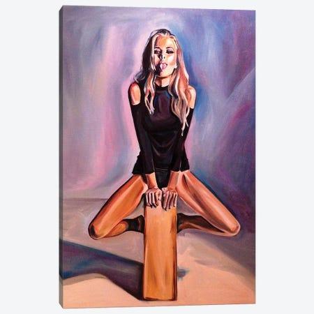 Yuliana Canvas Print #SRB76} by Sasha Robinson Canvas Art Print