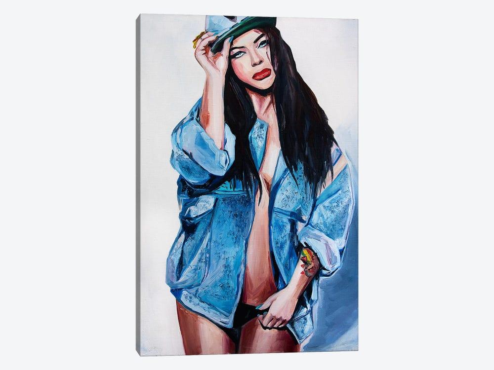 Bianka by Sasha Robinson 1-piece Canvas Art